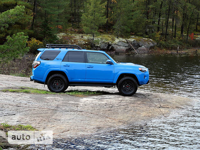 Toyota 4Runner 4.0TRD AT (274 л.с.) AWD TRD Pro Series