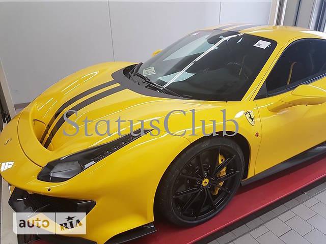 Ferrari 488 Spider 3.9 AMT (670 л.с.)