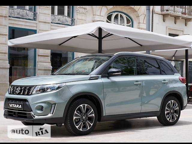 Suzuki Vitara 1.0 Boosterjet AT (112 л.с.) AllGrip GL+
