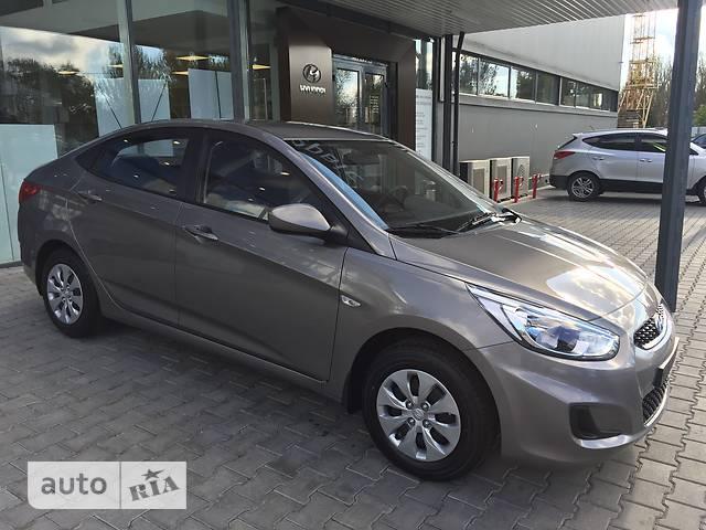 Hyundai Accent 1.4 MPI АT (107 л.с.) Active+