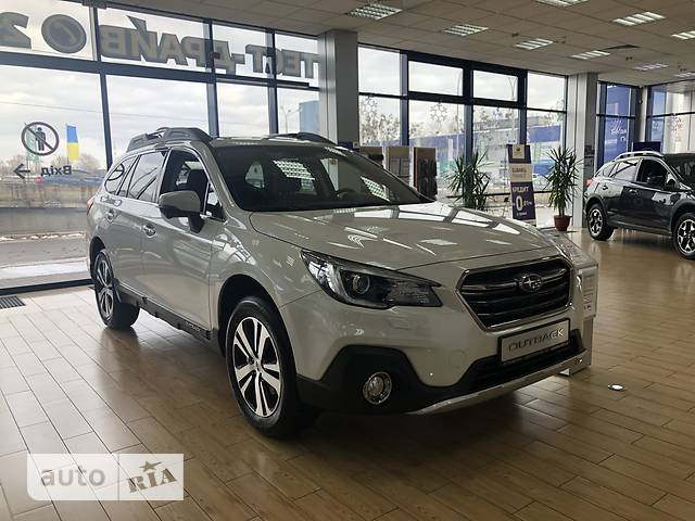 Subaru Outback 2.5i-S CVT (175 л.с.) AWD ZO EyeSight