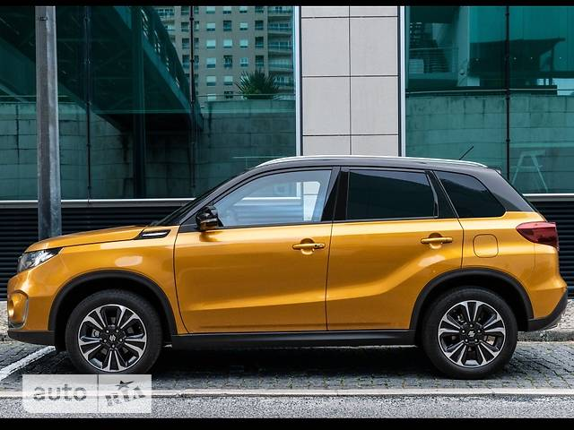 Suzuki Vitara 1.0 Boosterjet MT (112 л.с.) GL