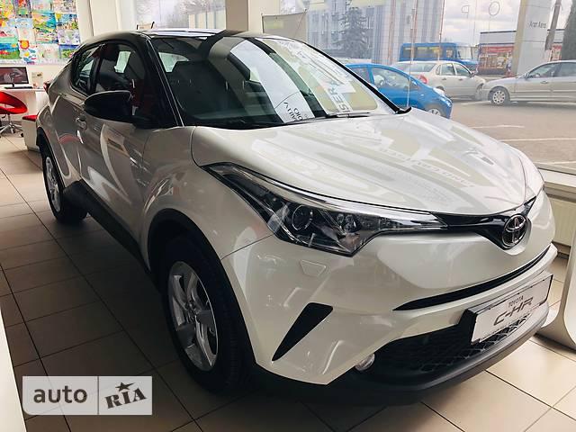 Toyota C-HR 2.0 AT (146 л.с.) Style