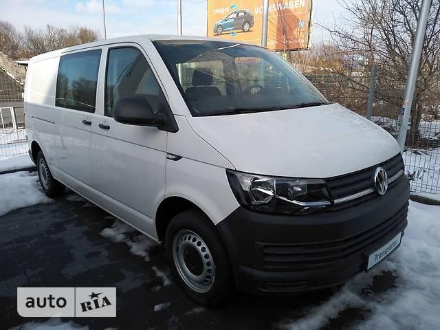 Volkswagen T6 (Transporter) пасс. Van Plus 2.0 l TDI MT (75 kW) LR