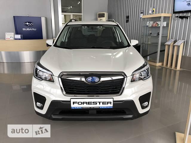 Subaru Forester 2.5i-L ES CVT (184 л.с.) LC