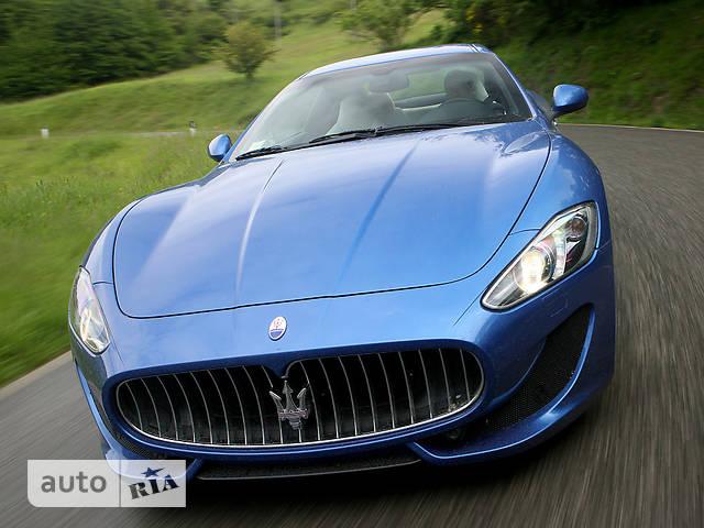 Maserati GranTurismo 4.7 AT (454 л.с.) Sport