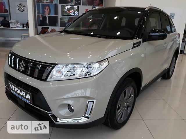 Suzuki Vitara 1.0 Boosterjet MT (112 л.с.) GL+