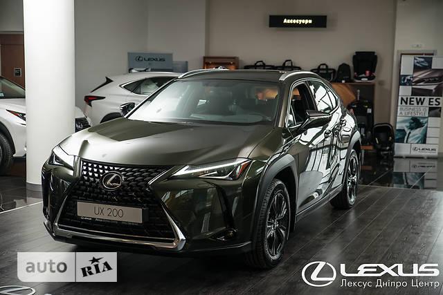 Lexus UX 200 D-CVT (171 л.с.) Business