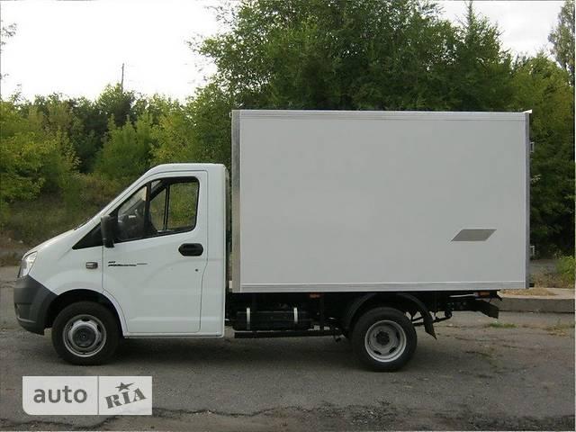 ГАЗ Next AC-G A21R22-АХУ-1 ST