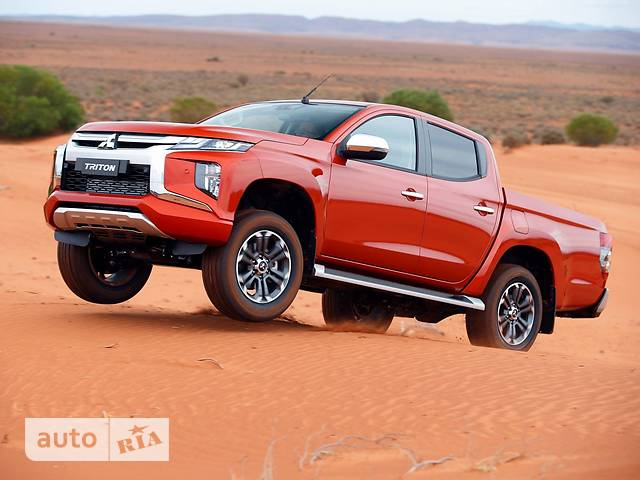 Mitsubishi L 200 New 2.4 DI-D AT (154 л.с.) 4WD Instyle
