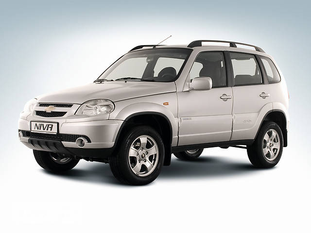 Chevrolet Niva 1.7 MT (80 л.с.) GL