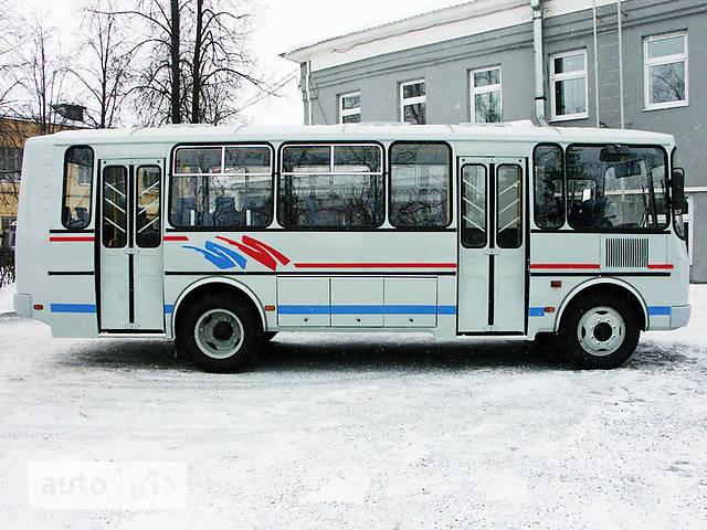 ПАЗ 4234 04 Пригородный