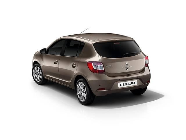 Renault Sandero 1.0 MT (73 л.с.) Life+