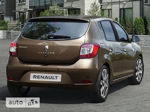 Renault Sandero 1.5DCi 5MT (90 л.с.) Zen