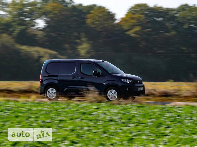 Peugeot Partner груз. 1.6 HDi MT (90 л.с.) L1 1000 Pro