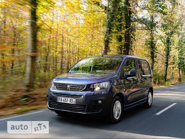 Peugeot Partner груз. 1.6 HDi MT (90 л.с.) L2 950 Pro