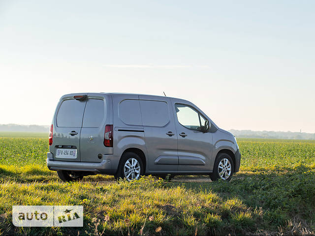 Peugeot Partner груз. 1.6 HDi MT (90 л.с.) L1 650 Pro