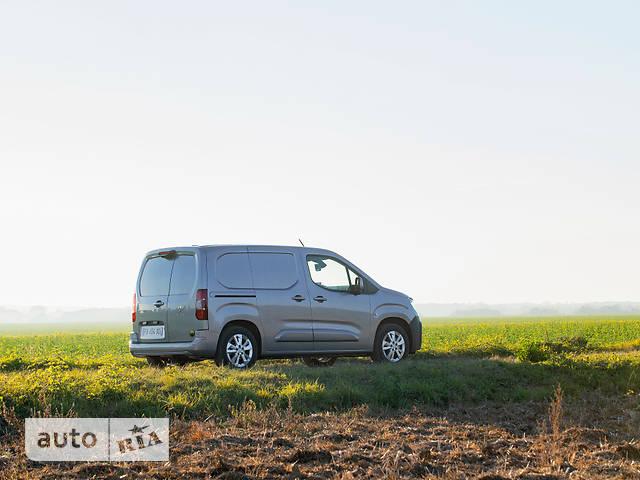 Peugeot Partner груз. 1.6 HDi MT (90 л.с.) L2 W Grip