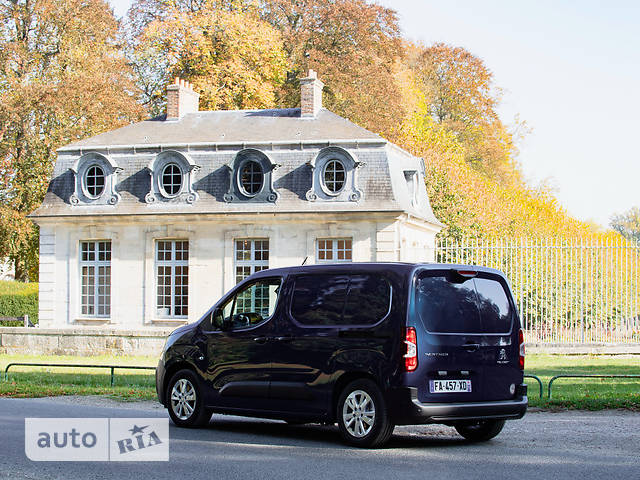 Peugeot Partner груз. 1.6 HDi MT (90 л.с.) L1 W Grip