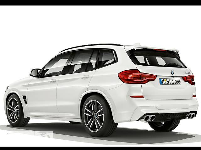 BMW X3 M 3.0 Steptronic (480 л.с.) xDrive base