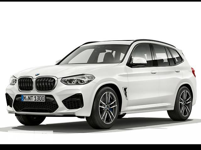 BMW X3 M 3.0 Steptronic (480 л.с.) xDrive base