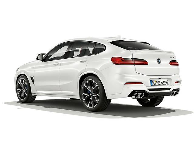 BMW X4 M 3.0 Steptronic (480 л.с.) xDrive base