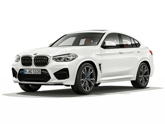 BMW X4 M 3.0 Steptronic (480 л.с.) xDrive base