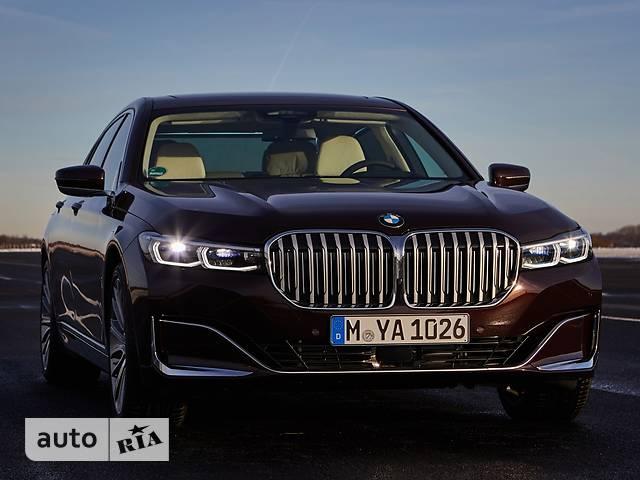 BMW 7 Series M760Li Steptronic (609 л.с.) xDrive base
