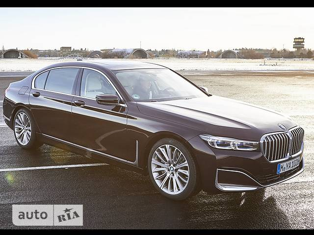 BMW 7 Series 730d Steptronic (265 л.с.) xDrive base