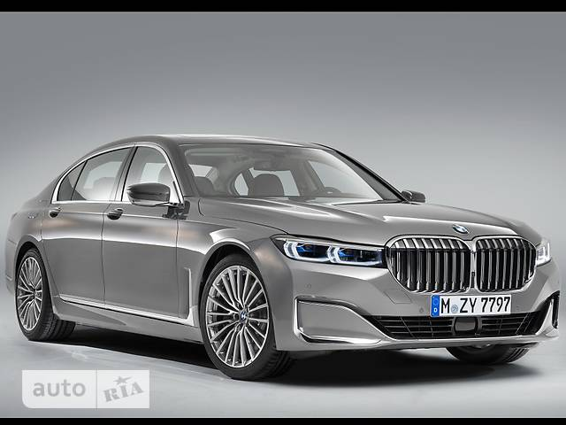 BMW 7 Series 740d Steptronic (320 л.с.) xDrive base
