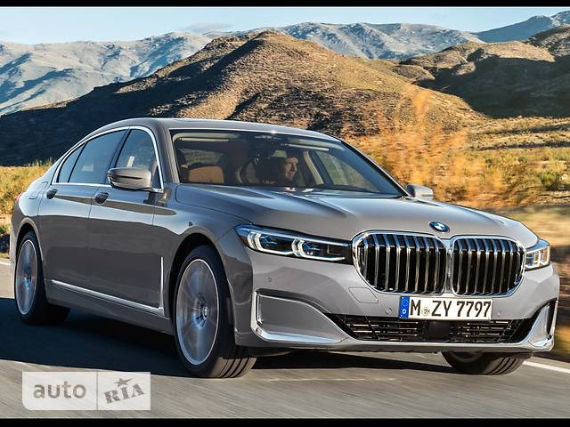 BMW 7 Series 730Li Steptronic (265 л.с.) base