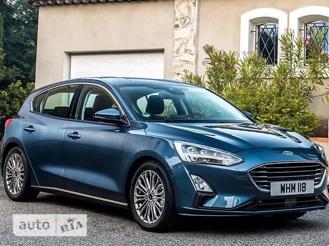 Ford Focus 1.5 MT (120 л.с.) Trend