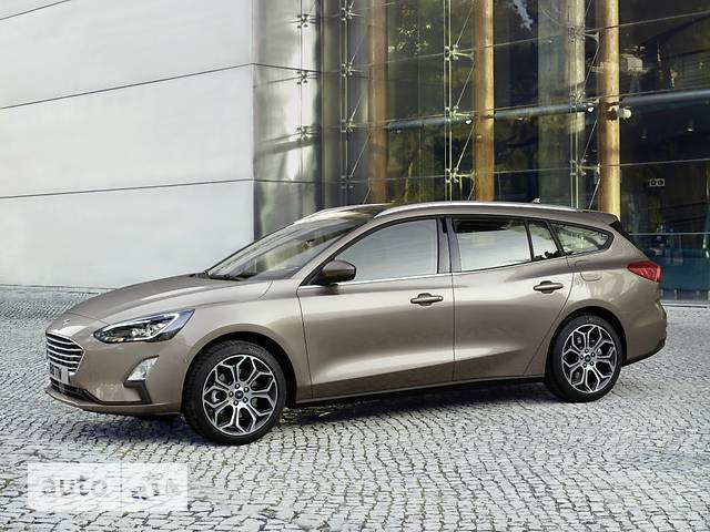 Ford Focus 1.0 Ecoboost AT8 (125 л.с.) Business