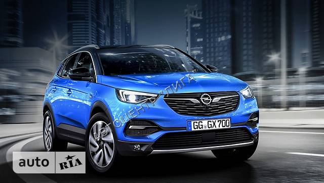 Opel Grandland X 1.5D AT (130 л.с.) Start/Stop Enjoy