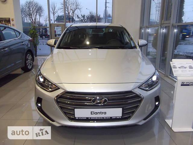 Hyundai Elantra AD 1.6 MT (127.5 л.с.) Comfort