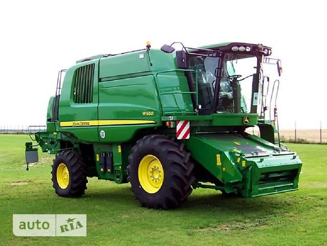 John Deere W 650 340 л.с.