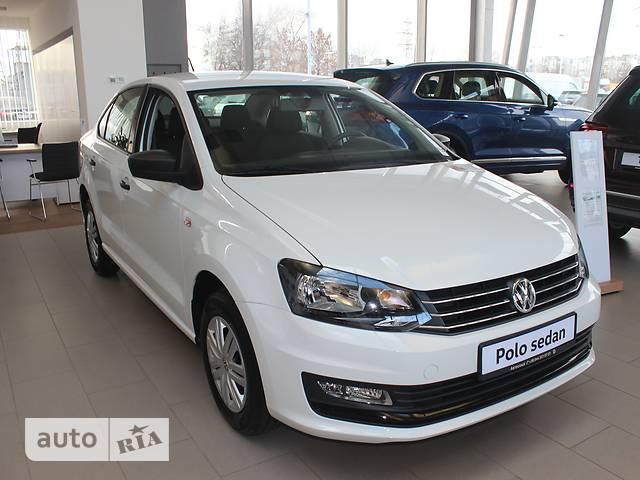 Volkswagen Polo New 1.6 MPI MT (90 л.с.) Life