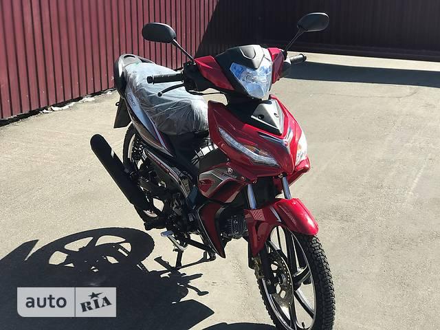 Forte Active 125cc