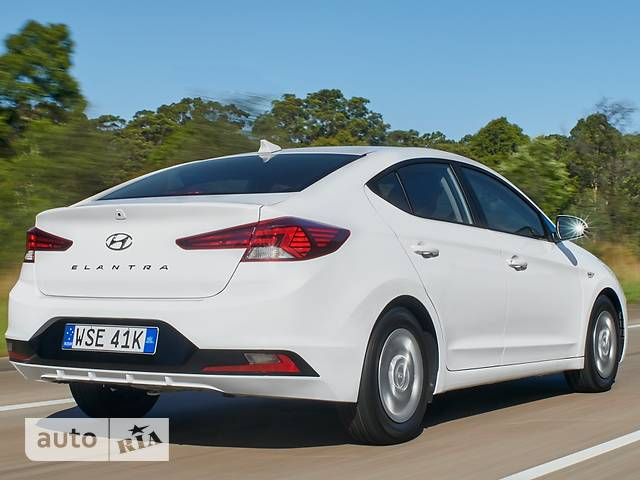 Hyundai Elantra 1.6 AT (127 л.с.) Premium Prestige