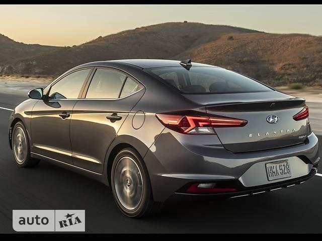 Hyundai Elantra 2.0 MPi AT (152 л.с.) Premium Prestige