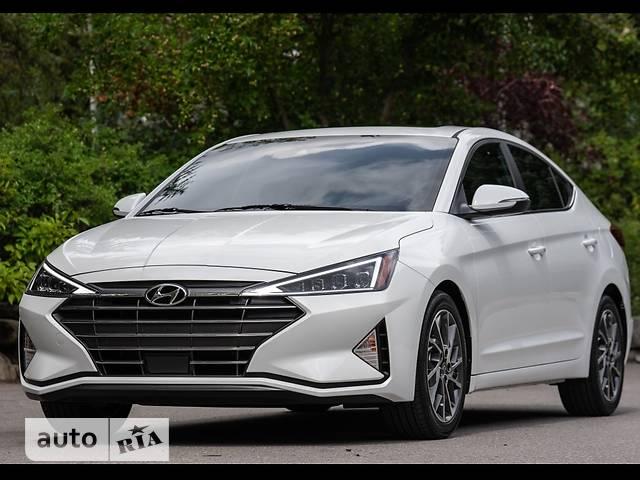 Hyundai Elantra 1.6 AT (127 л.с.) Comfort