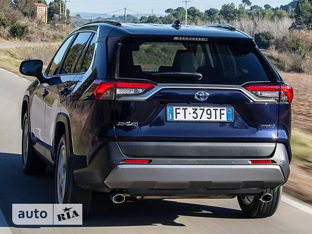 Toyota Rav 4 2.0 Dual VVT-i CVT (173 л.с.) AWD Active