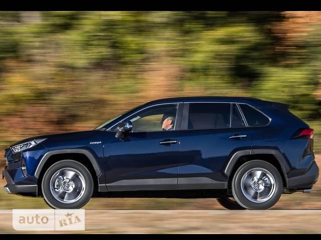Toyota Rav 4 2.0 Dual VVT-i CVT (173 л.с.) AWD Premium