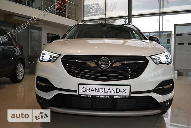 Opel Grandland X 1.5D AT (130 л.с.) Start/Stop Innovation