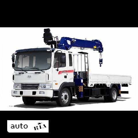 Hyundai HD 65 Борт-тент