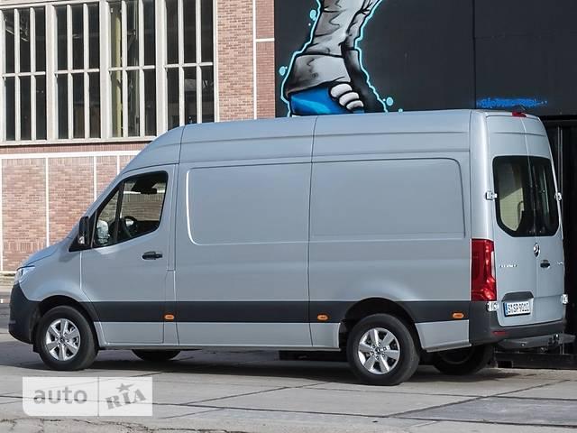 Mercedes-Benz Sprinter груз. 3.0 CDi 7G-Tronic Plus (190 л.с.) 2WD base
