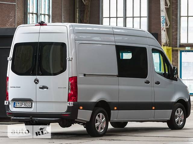 Mercedes-Benz Sprinter груз. 3.0 CDi 7G-Tronic Plus (190 л.с.) 2WD base