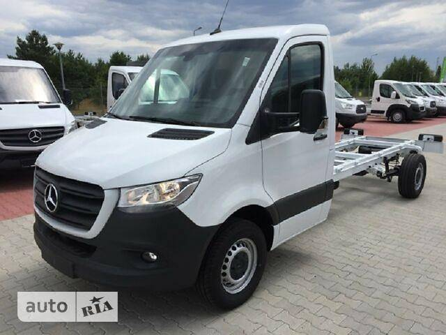 Mercedes-Benz Sprinter груз. Long 516 2.2 CDi MT 2WD base