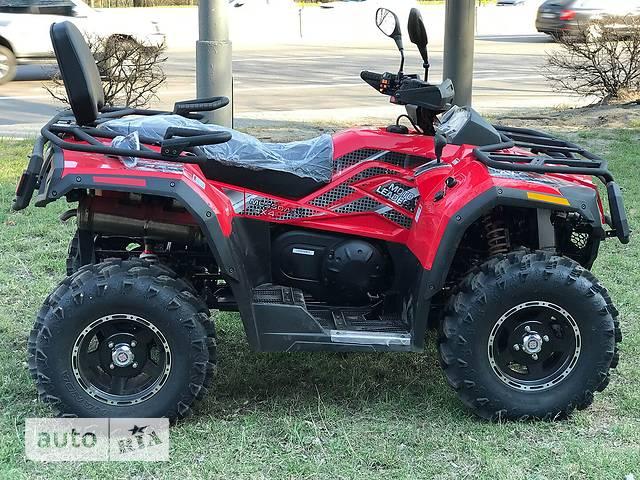 Hisun ATV 550