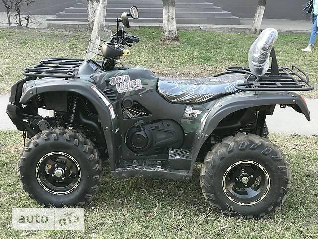 Hisun ATV 500